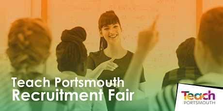 Teach Portsmouth Recruitment Fair tickets