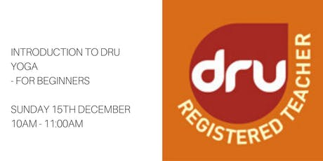 Introduction to Dru Yoga for beginners tickets
