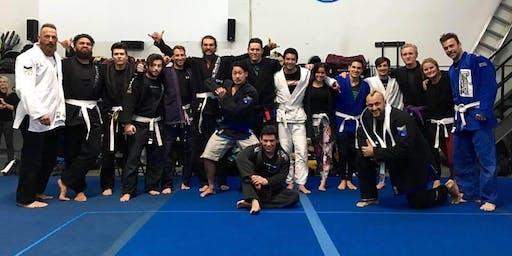 Jiu Jitsu Film Choreography With (LA, CA based) Hugh Fitzgerald