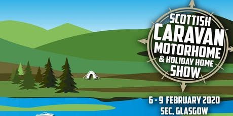 The Scottish Caravan, Motorhome and Holiday Home Show Event Parking tickets