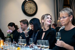 Klassisk champagneprovning Gävle | Grand Hotel Gävle Den 13 December