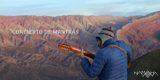Concierto de Mantras en San Telmo con Namaha
