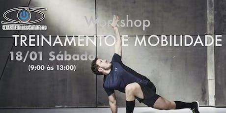 Workshop Mobilidade ingressos