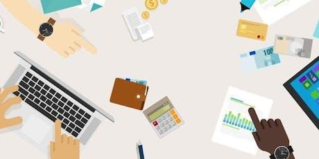 Curso Planejamento do Budget (Orçamento) da área de Recursos Humanos (RH) ingressos