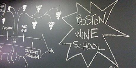BWSEd Level 1: Certificate in Wine | Boston Wine School @ Roslindale tickets