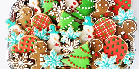 Spread the Love Holiday Cookie Platter DIY Decorating Workshop for Adults tickets