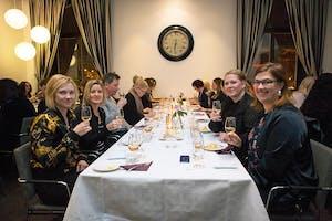 Klassisk champagneprovning Malmö | Källarvalv Västra Hamnen Den 14 December