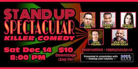Standup Spectacular tickets