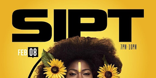 SIPT:  The Afrobeat Paint and Sip Experience