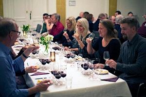 Klassisk vinprovning Örebro   Svampen Den 03 April