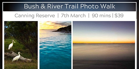 Canning Reserve Photo Walk tickets