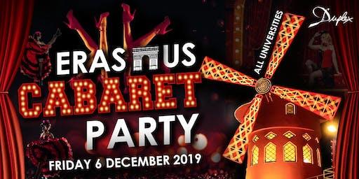 ★ Erasmus Cabaret Party ★Vendredi 6 decembre / Le Duplex