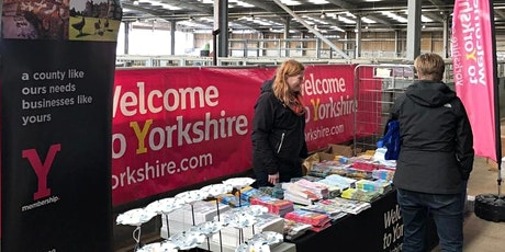 Yorkshire Tourism Exchange 2020 tickets