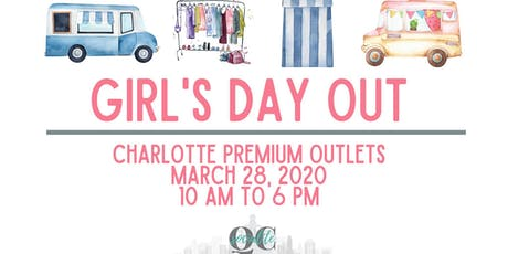 Girl's Day Out at the Charlotte Premium Outlets! tickets