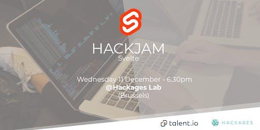 Free HackJam Intro to Svelte