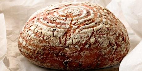 Sourdough Bread Baking  tickets