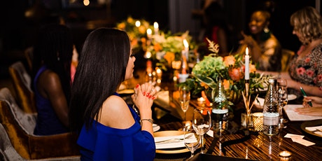 High-End Networking Dinner tickets
