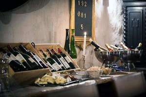 Ost och vinprovning Uppsala | Restaurang Frenchi Den 07 December