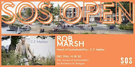 SOS OPEN – Rob Marsh biglietti