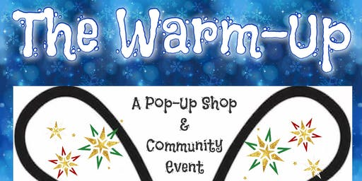 The Warm-Up: A Winter Pop-Up Shop and Community Squash Event