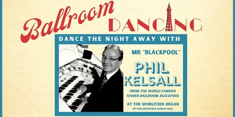 Ballroom Dancing with Phil Kelsall MBE tickets