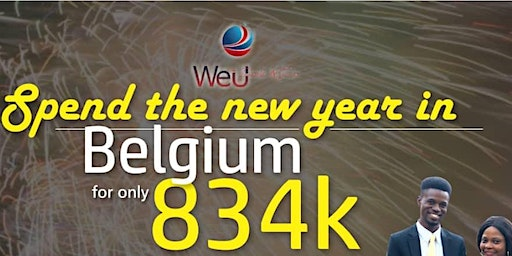 Spend New Year in Belgium