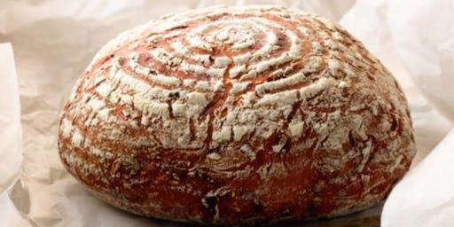 Sourdough Bread Baking
