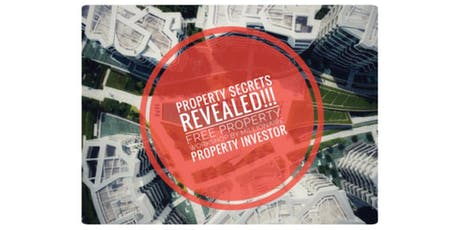 [*Property Investing Workshop with Dr Patrick Liew - Free*] tickets