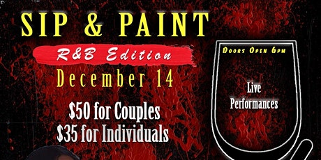 Sip & Paint R&B Edition tickets
