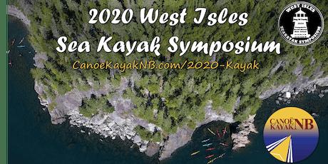 2020 West Isles Sea Kayak Symposium tickets