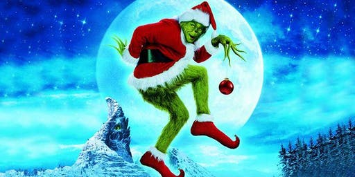 Business School Christmas  Movie - The Grinch