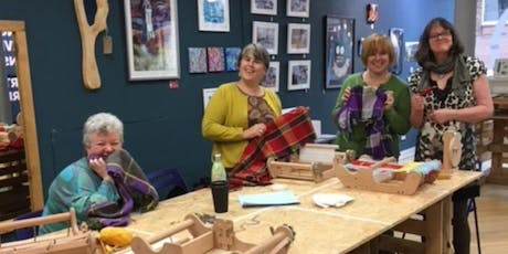 Have a go at weaving for wellbeing tickets