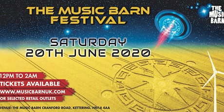 The Music Barn Festival 2020 tickets