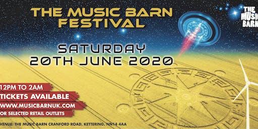 The Music Barn Festival 2020