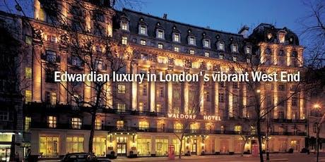 The Waldorf Hilton, London - Assessment Centre - FO - Management - 09/12/19 tickets