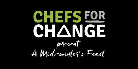 Chefs for Change 2020 tickets