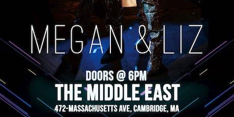 Boston MA - Megan & Liz - Muses Tour VIP tickets