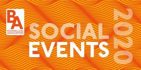 Booksellers Association Social - Button & Bear (Shrewsbury) tickets
