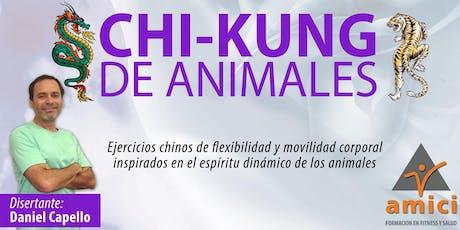 Jornada de Chi Kung de Animales entradas