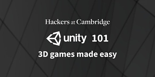 Unity 101 Workshop