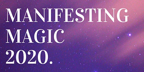 Manifesting Magic 2020 tickets