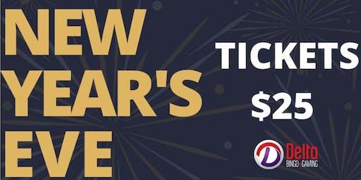 New Year's Eve Celebration - Sudbury