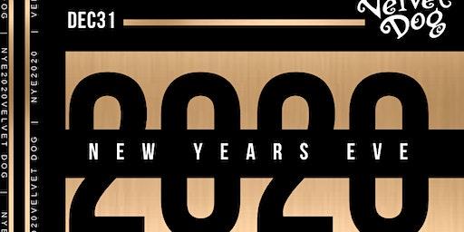 New Year's Eve 2020 at Velvet Dog