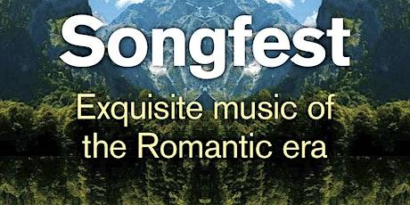 Somerset Chamber Choir Concert - Songfest tickets