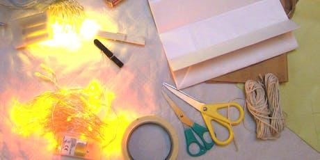 Lantern Making Workshop 10-12 yrs: dlr LexIcon Gallery tickets
