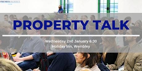 Property Talk tickets