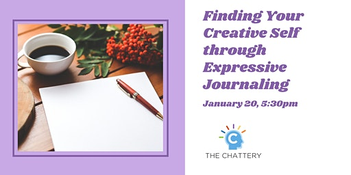 Finding Your Creative Self through Expressive Journaling