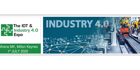 The IOT and Industry 4.0 Expo billets