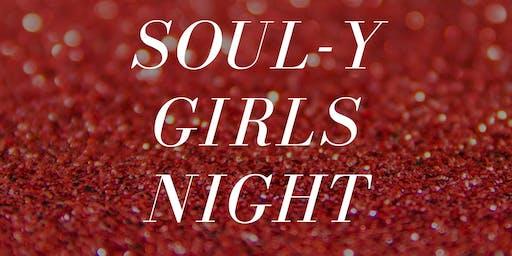 SOUL-Y GIRLS NIGHT