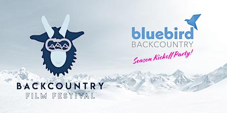 Backcountry Film Festival — Denver Premiere tickets
